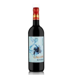 美人魚紅葡萄酒